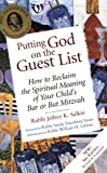 img - for Putting God On The Guest List: How To Reclaim The Spiritual Meaning Of Your Child's Bar Or Bat Mitzvah book / textbook / text book
