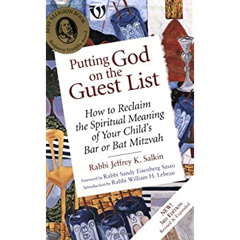 Set A Shopping Price Drop Alert For Putting God On The Guest List: How To Reclaim The Spiritual Meaning Of Your Child's Bar Or Bat Mitzvah