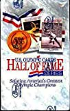 img - for U.S. Olympics Hall of Fame Trading Cards (1991 Impel Unopened Box of 36 packs) book / textbook / text book