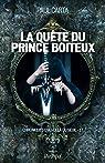 Chronique d'au-del� du seuil, tome 1 : La qu�te du prince bo�teux par Carta