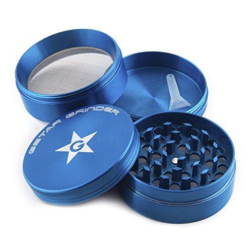 GSTAR-2-4-Stage-Tobacco-Herb-Grinder-Blue