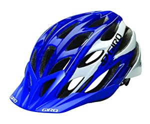 Giro Phase 10 Casco da bici, Blu/Bianco, S