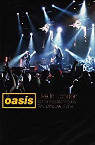 Oasis - Live in London at the Electric Proms [Import italien]