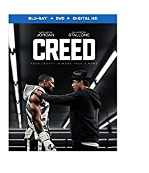 Creed (2016) [Blu-ray + DVD + Digital HD Ultraviolet Combo Pack]