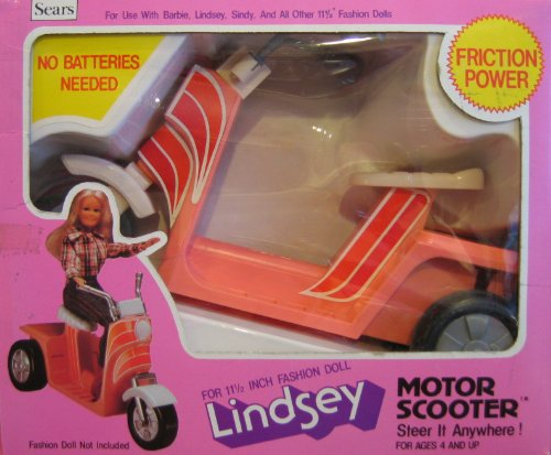 How To Buy Sears Lindsey Friction Power Motor Scooter For