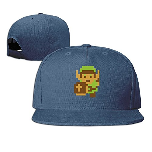 xcarmen The Legend Of Zelda Majora' s Mask Baseball Snapback Hat Black Navy