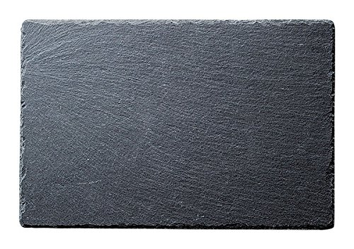 30cm 長方形 スレートプレート 天然石 長角皿