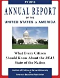 img - for Annual Report of the U.S.A. - FY 2013 by Daniel Backman (2014-03-29) book / textbook / text book