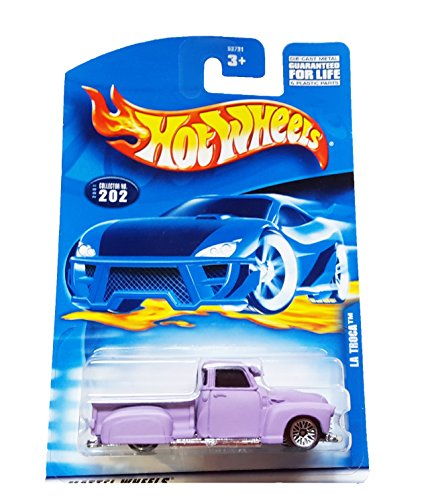#2001-202 La Troca Collectible Collector Car Mattel Hot Wheels - 1