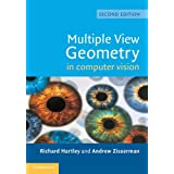 Multiple View Geometry in Computer Vision ~ Richard Hartley
