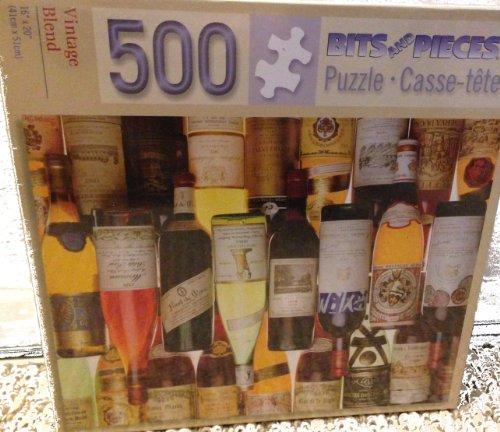 Vintage Blend 500 Pieces Puzzle - 1