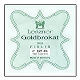 Lenzner ( レンツナー ) 弦 ゴールドブロカット E 0.27スチール ループ Violin ( ヴァイオリン ) 用