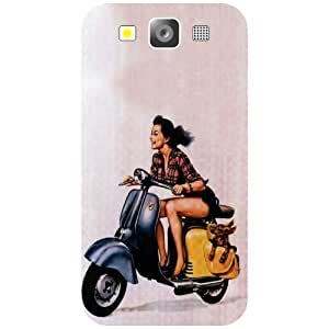 Samsung I9300 Galaxy S3 - Peppy Ride Phone Cover