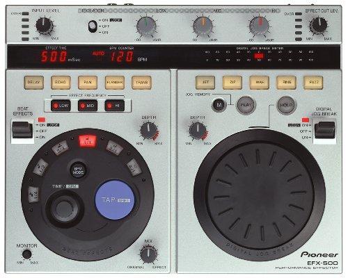 Boîte d'effets EFX-500