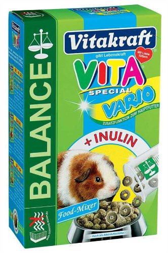 5er Pack Vitakraft Nager Menü Vital 1kg Meerschweinchen