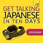 Get Talking Japanese in Ten Days   Helen Gilhooly