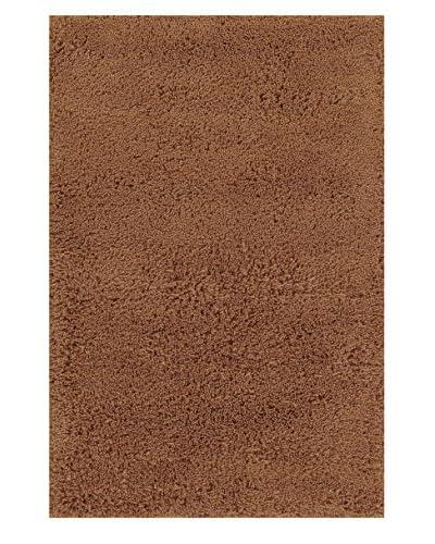 Momeni Comfort Shag Rug, Rust, 3' x 5'