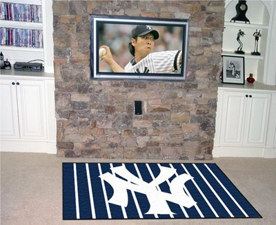 Yankees 4' x 6' Area Rugs
