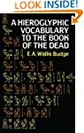Hieroglyphic Vocabulary to the Book o...