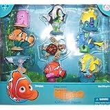Disney Pixar Finding Nemo Collectible Figures Toy Playset 9 Pieces