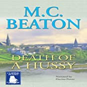Death of a Hussy: A Hamish Macbeth Mystery | [M. C. Beaton]