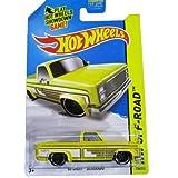 Mattel Hot Wheels - 2014 HW Off-Road 136/250 - HW Hot Trucks - '83 Chevy Silverado (yellow) at Sears.com
