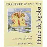 Crabtree & Evelyn Jojoba Oil Triple Milled Shell Soap Single 300 gby Crabtree & Evelyn