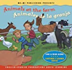Animals at the Farm/Animales de La Gr...