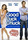 Good Luck Chuck (Fullscreeen Unrated) [DVD] [2007] [Region 1] [US Import] [NTSC]