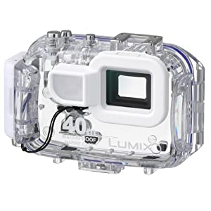 Panasonic Marine Case for Lumix TS3 Digital Camera - DMW-MCFT3