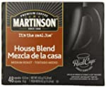 Martinson Coffee Capsules, House Blen...