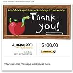 Amazon eGift Card - Thank You, Teache...