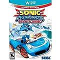 Sonic and Allstars Racing Transformed - Wii U