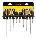 Stanley - Basic-Schraubendreher-Set  Verschiedene 0-60-100 - STA060100