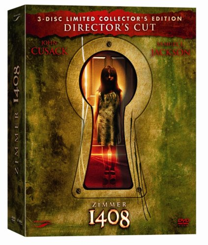 Zimmer 1408 - Limited Collector's Edition inkl. Director's Cut (3 DVDs) [Special Edition]