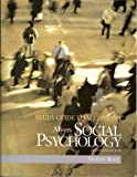img - for Study Guide to Accompany Myers Social Psychology book / textbook / text book