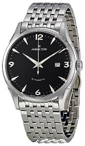 手表海淘:Hamilton 汉密尔顿永恒经典纤薄系列自动机械男表 H38715131