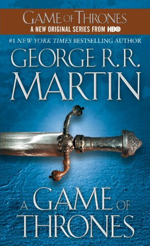 A Game of Thrones, George R.R. Martin