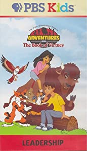 Amazon.com: PBS Kids: Adventures From The Book of Virtues - Leadership