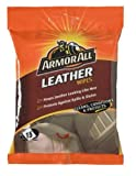 Armorall Car seat Leather Wipes new look cleans, conditions, protects X15