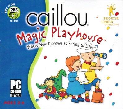Caillou: Magic Playhouse