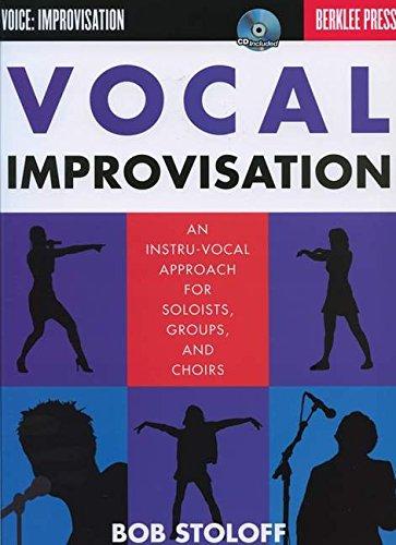 Bob Stoloff: Vocal Improvisation (Book & CD)