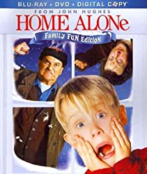 Home Alone [Blu-ray + DVD + Digital Copy]