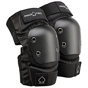 PROTEC Original Street Gear Elbow Pads, Set of 2, Black, Small