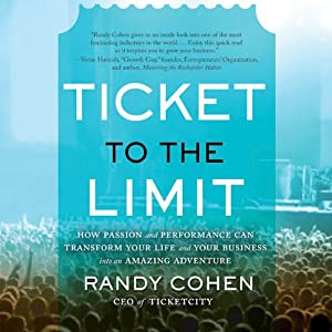 Ticket to the Limit Audiobook