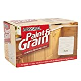 Ronseal Paint & Grain - Includes Graining Tool - Ivory 1.5 Litre