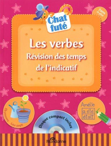 les-verbes-revisions-des-temps-de-lindicatif-disque-compact-inclus