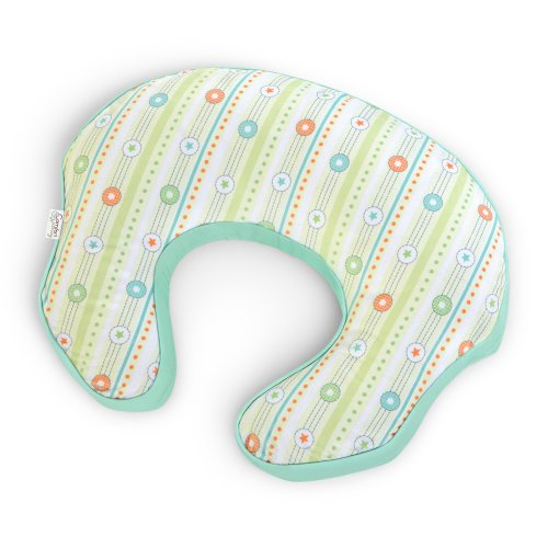 Comfort & Harmony Mombo Covered Nursing Pillow Slipcover, Vine and Whimsy (Discontinued by Manufacturer)
