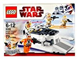 Lego Year 2010 Star Wars Movie Series