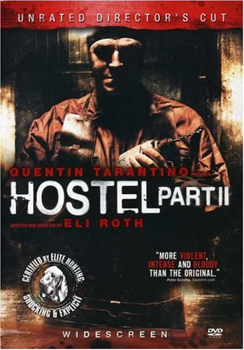 Hostel: Part II [Unrated Director's Cut] / Хостел 2 (2007)